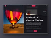 Mindi web UI Conceptual