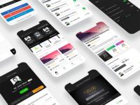 Consultancy App UI