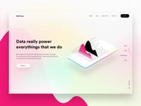Data box UI