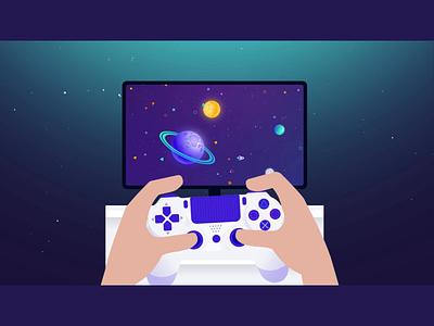 I'm a schoolchild app: episode 3 — A New Hope motion interface school children ux ui illustration after effects app design app animation