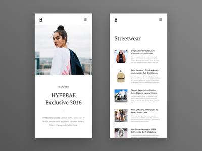 Fashion App Exploration