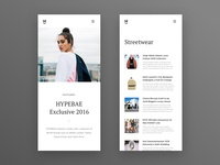 Fashion App Exploration