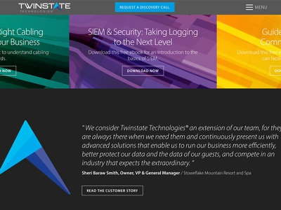 Twinstate Technolgies Content Offers hubspot myriad pro minimalist content offers colorful twinstate