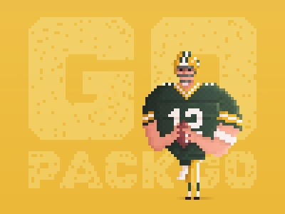 Pixel Aaron Rodgers
