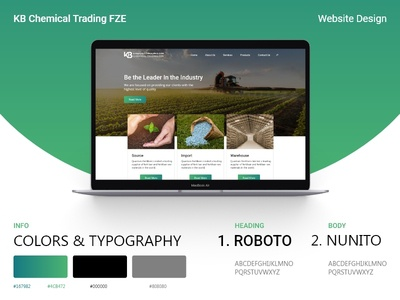KB Chemical Trading FZE
