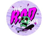 Rad stickers