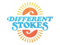 Different Stokes Logo Dribble