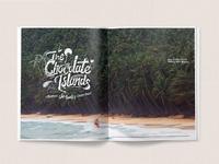 The Chocolate Islands