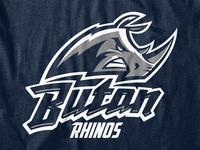 Butan Rhinos