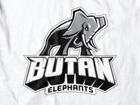 Butan Elephants