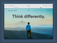 Practice Landing Page