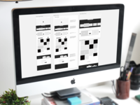 Wireframe writeup for presentations