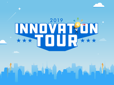 nCino's First Innovation Tour Branding
