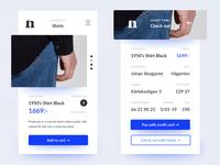 E-commerce –Check Out.