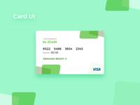 Card UI
