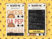 Reaper Pie UI