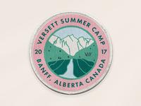 Versett Summer Camp Patch