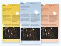 Coffee Roastery Site Design