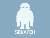 SQUATCH Outerwear   Logo