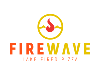 FireWave Pizza - Logo