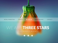 THREE STARS - template for Sparkle app
