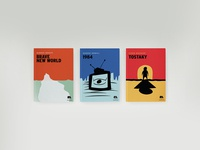 Minimalist book covers