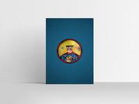 Superheroes x Kandinsky Posters