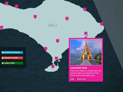 Escape Travel Website