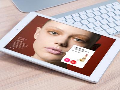Glo Ipad App