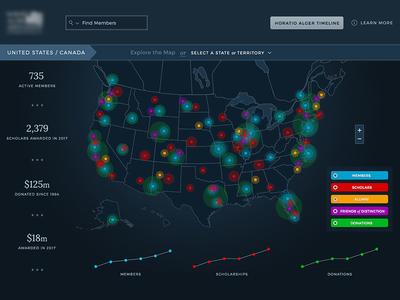 Data Visualization / Interactive Map