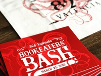 826 Valencia Bookeaters' Bash