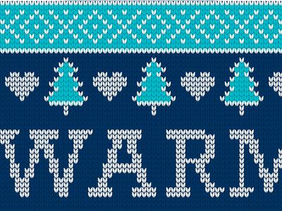 Belmondo Holiday (Sweater) Card 2018