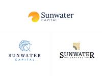 Sunwater Capital Logos