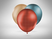 Balloon Mock-up Scene Creator