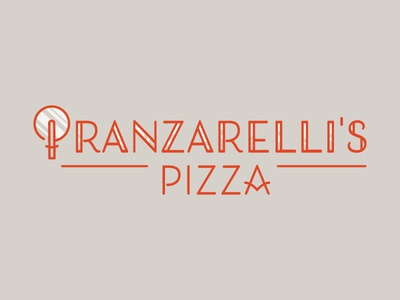 You need to cut iiiit pizza cutter restaurant logo identity pizza