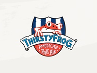 Thirsty Frog Pale Ale