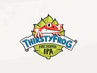 Thirsty Frog IPA