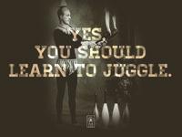 Juggle Dribbble