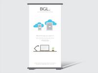 Retractor Banner Bgl