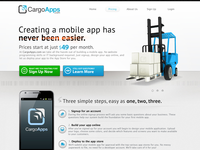 Freight Mobile Apps Site