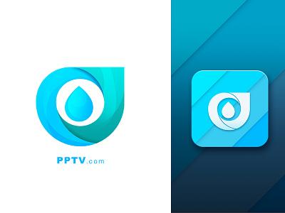 PPTV JUTV Logo Demo