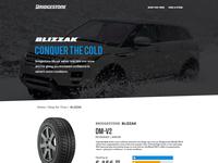 Bridgestone Tires Product View