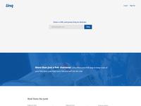 Linq - Homepage