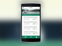 bivvy Mobile App