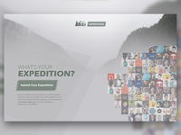 REI Expeditions Campaign Site