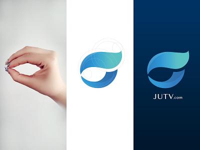 JUTV Logo Demo logo