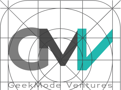 WIP: GM Ventures Logo + App Icon branding muted colors logo icon draft design