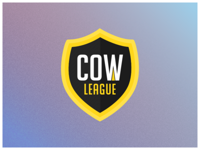 COW League Logo (Competitive Overwatch)