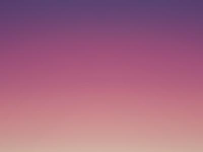 Gradient gradient background sunset
