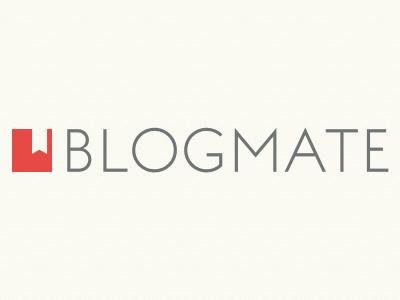 Blogmate Logo logo